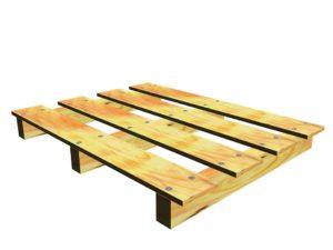 Euro paleta drewniana