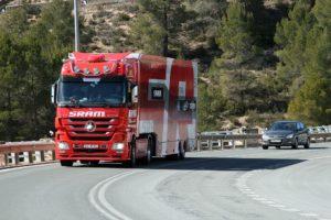 Ciężarówka - Arkusz transportowy